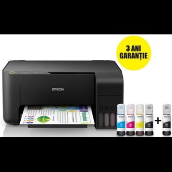 Multifunctional Inkjet color Epson EcoTank L3110, A4