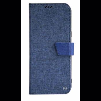 Husa Flip Just Must Linen Samsung Galaxy S8 Plus G955 Navy