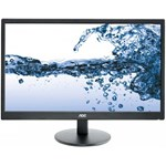 Monitor LED AOC e2270Swn 21.5 inch 5ms black