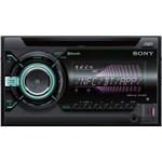 Player Auto Sony WX900BT 4x55W USB AUX Bluetooth NFC WX900BT.EUR