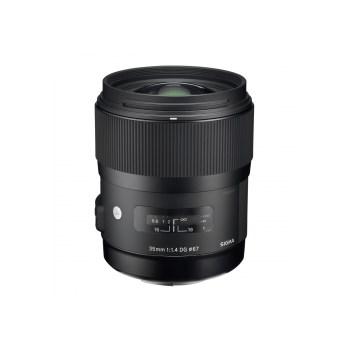 Sigma 35mm f/1.4 DG HSM ART - montura Nikon AF-S