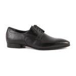 Pantofi Derby barbati enzo bertini negri din piele 3689bp50107n