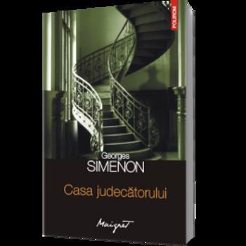 CASA JUDECATORULUI GEORGES SIMENON