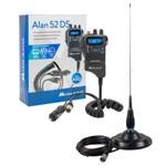Statie radio Kit Statie radio CB Midland Alan 52 DS + Antena CB PNI ML145 cu magnet 145/PL