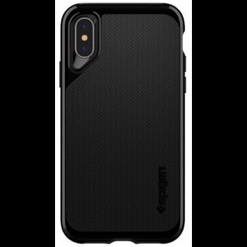 Carcasa Spigen Neo Hybrid 2 iPhone XS/X Jet Black