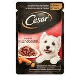 CESAR Vită și Legume, bax hrană umedă câini, (în aspic), 100g x 24