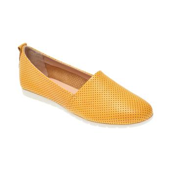 Pantofi SALAMANDER galbeni, 44501, din piele naturala