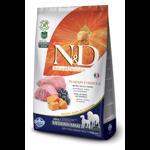 N&D Grain Free Puppy Medium si Maxi Miel, Coacaze si Dovleac, 12 Kg