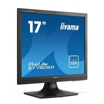 Monitor LED 17 Iiyama ProLite E1780SD SXGA 5ms e1780sd-b1