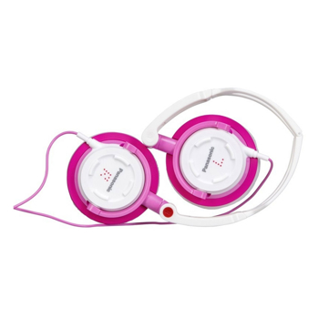 Casti Panasonic RP-DJS150E-P 3.5 mm jack - Pink