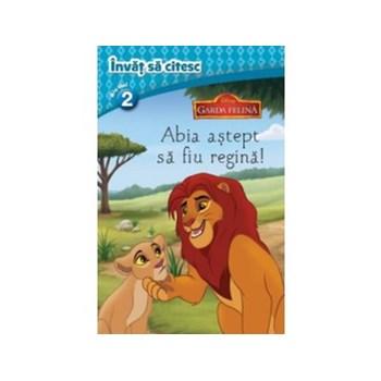 Disney. Invat sa citesc. Nivelul 2 - Garda felina