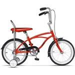 Bicicleta copii Pegas Mezin 2017 - Rosu Bomboana
