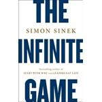 The Infinite Game: How Great Businesses Achieve Long-Lasting Success (Bestsellers cărți de Business)