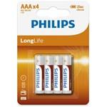 Philips PH LONGLIFE AAA 4-BLISTER