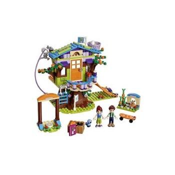 Lego Friends. Casuta din copac a Miei
