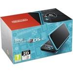 Consola Nintendo New 2Ds Xl, Black & Turquoise