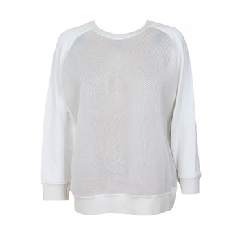 Bluza Pull and Bear Whis White