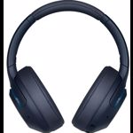 Casti SONY WH-XB900NL Bluetooth NFC Over-Ear Microfon Noise Cancelling Extra BASS Albastru WHXB900NL.CE7