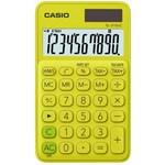 Calculator de Birou Casio Sl-310Uc, 10 Digit, Verde Lamaie
