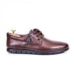 Pantofi Piele Sadori maro