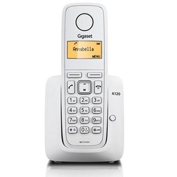 Telefon Gigaset DECT A120, Alb