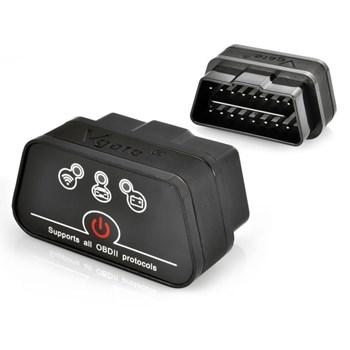 Vgate ICar2 Full Black cu WiFi OBD2 Interfata Diagnoza Multimarca