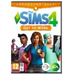 THE SIMS 4 GET TO WORK (EP1) RO PC