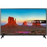 Televizor LED LG Smart TV 43UK6200PLA Seria K6200PLA 108cm negru 4K UHD HDR