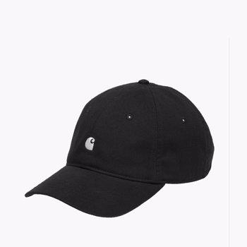 Carhartt WIP Madison Logo Cap I023750 Black
