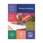 Focus on writing - Manuela Cadaru, editura Booklet