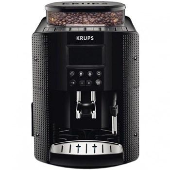 KRUPS Espressor automat Espresseria EA8150, 1450 W, 15 bar, 1.7 l, negru