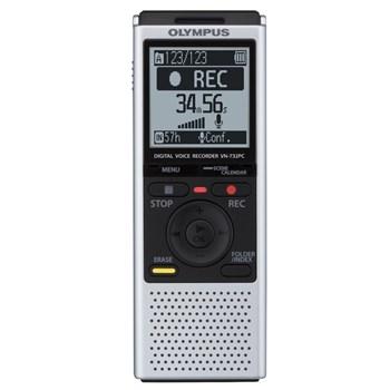 Reportofon Olympus VN-732PC, 4GB, Argintiu