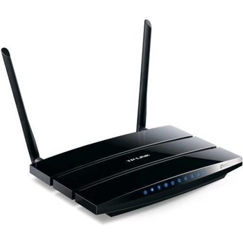 Router Wireless N600 Dual Band Gigabit (2.4Ghz 300Mbps si 5GHz 300Mbps simultan), TP-LINK TL-WDR3600