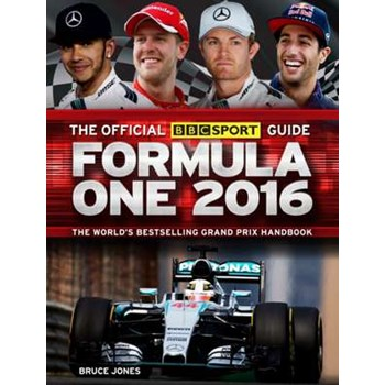 The Official BBC Sport Guide: Formula One 2016