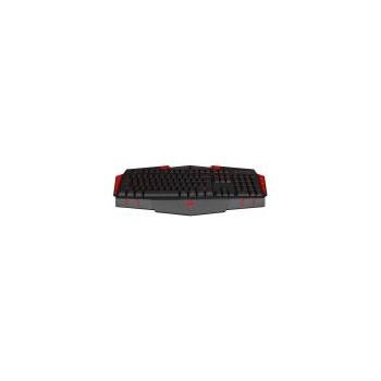 Tastatura Gaming Iluminata Redragon Asura K501 Neagra k501-bk