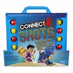 Joc de societate HASBRO Games Connect 4 Shots E3578, 8 ani+, 2 - 8 jucatori