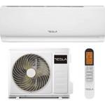 Aer conditionat Tesla TT34XA1-1232IAW, Inverter, 12000 BTU, Clasa A++/A+, Filtru lavabil, R32, Wi-Fi, Auto-curatare, Alb