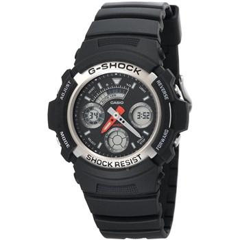 Ceas Barbatesc Casio G-Shock AW-590-1A Black AW-590-1A