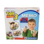 Joc de memorie Clementoni Memo cu personaje din Toy Story 48 piese