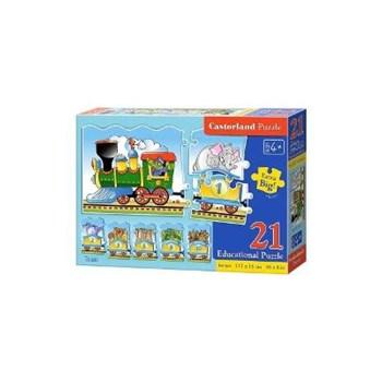 Puzzle 21 - Train