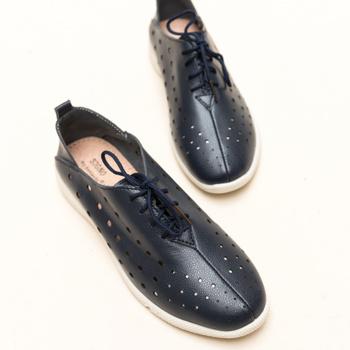 Pantofi Casual Jairo Bleumarin