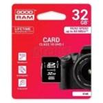 Card de Memorie Goodram SDHC UHS-I clasa 10 32GB smc00690
