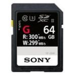 Card de memorie Sony SF64G, SDXC, 64GB, Clasa 10, UHS-II