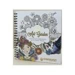 Carte de colorat - Loris Art Garden