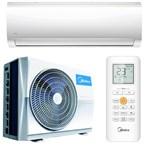 Aparat de aer conditionat Midea Blanc R32, 12000 BTU, Clasa A++, Wi-Fi Control, iECO Mode