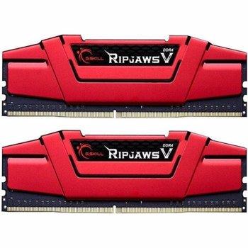 Memorie GSKill Ripjaws V 16GB DDR4 3600MHz CL19 1.35v Dual Channel Kit F4-3600C19D-16GVRB