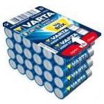 Baterii Alcaline VARTA High Energy AAA, 24 buc
