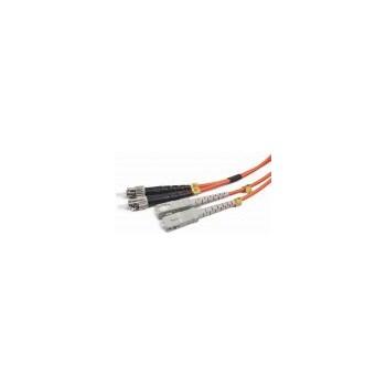 Cablu Fibra Optica Duplex Multimode 2m cfo-stsc-om2-2m