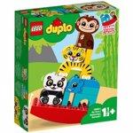LEGO® DUPLO® Primul meu balansoar cu animale (10884)