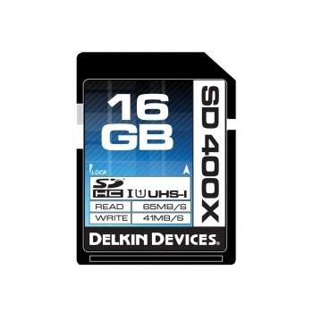 Delkin SD Better 16GB UHS-I 400X